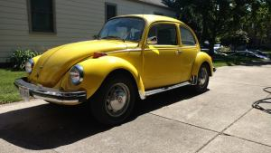 1974 Super Beetle 1303
