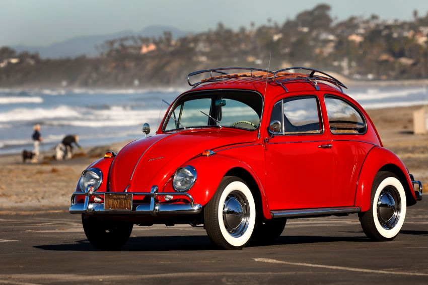 Kathleen Brook's Restored 1967 Beetle