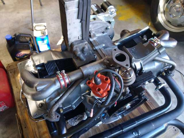 AE Engine's Manifold Fitment