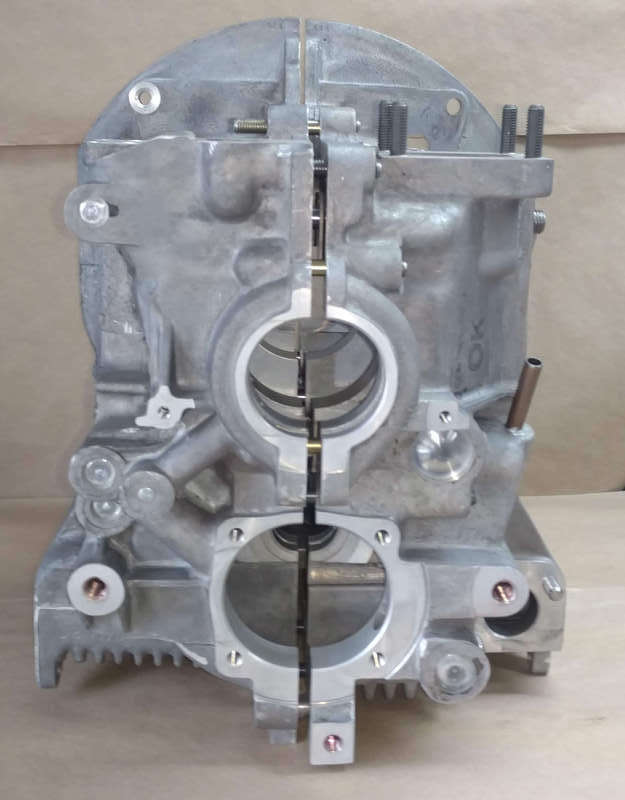 VW Type 1 AS41 Universal Case Front