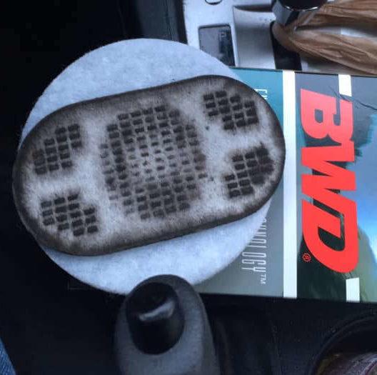 1974 Volkswagen Beetle Emissions Evap Canister Disassembly