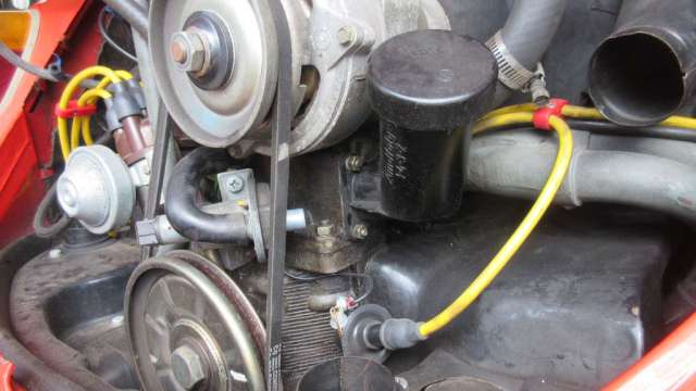 1979 VW FI Engine -