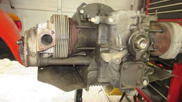1979 VW Beetle - FI AJ Code Engine Parts