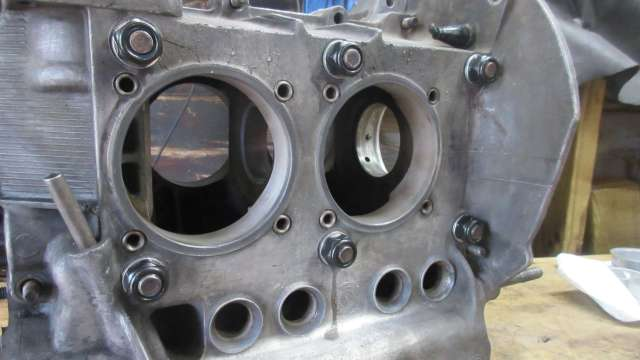 1979 VW Beetle - AJ Bore Inspection