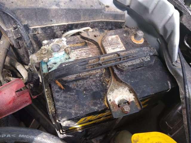 2013 Subaru Forester - Battery condition