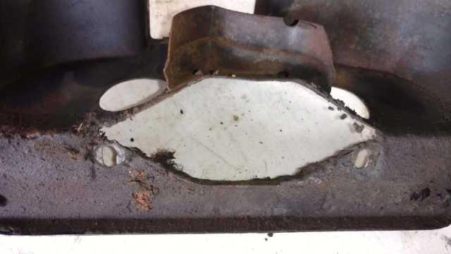 AH Engine - Cylinder 3/4 tin with intact air vane