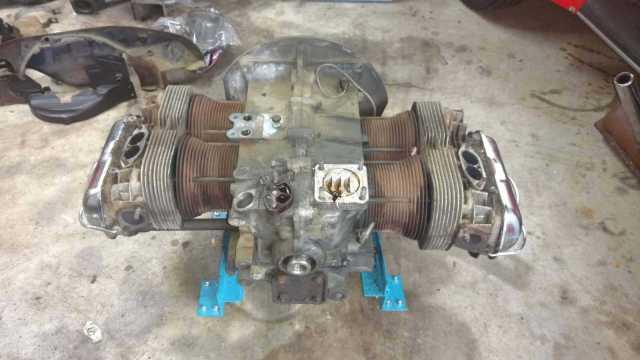 AH Engine - Long block