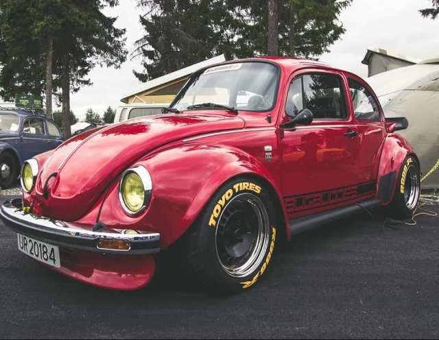 Arne M. Karlsnes' 1303 Super Beetle