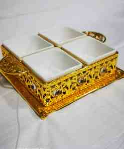 007 scaled - Open Tray with Four Bowls
