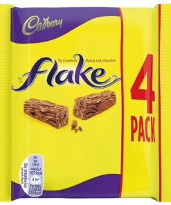 06690 cadbury flake 4 pack - Cadburys Flake 4 Pack