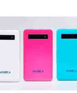 1014 1000x1000h - YASHICA POWER BANK PORTABLE USB 10000 MAH YPB8011L - MULTI COLOr