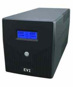 1100 1 - EVI POWER UPS 1100VA UPS  2 YEAR WARRANTY (1 YEAR ON BATTERY)