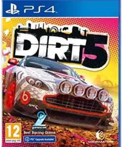1D0B404F F58C 4FFC BCE8 32ACCE59FD61 - Dirt 5 for PlayStation 4