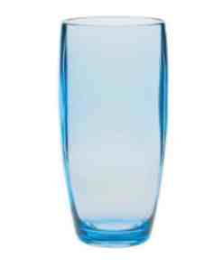 41E0015 Classy Crystal Blue Long Drink 2016 550x550h - Ocean Glass 1P Element Crystal Blue 570ML 41E0015