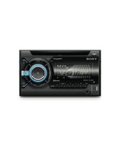 6000197879648 - Sony Car Audio Player Slot-In CD/MP3/WMA/Tuner Bluetooth with Iphone Input WX-900BT