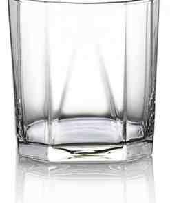 b02311 rock pyramid 1000x1000w - Ocean Glass GLASS 6PCS Rock Pyramid 330ML 5B0231106G0000