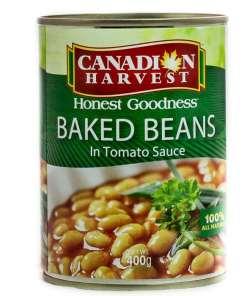 52dbda962bab61eb8396c21dbcc0bedf - Canadian Harvest Baked Beans in Tomato Sauce 400g