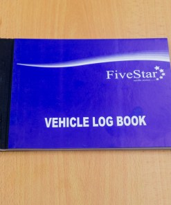 690e39a5f3d46988d0c5c817439827ec - Vehicle Log Book - Fivestar