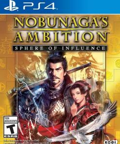 A9DF2B4A 3B56 43A1 8EF0 B5ABCF92C26B - Nobunaga's Ambition Sphere of Influence for PlayStation 4