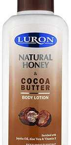 BL97 145x321 1 - Luron Honey & Cocoa Butter Body Lotion 400ml x 6