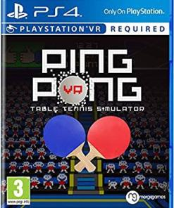 FFA49875 4CF5 474A 8DA3 7A73CD68C3D9 - Ping Pong VR for PlayStation 4