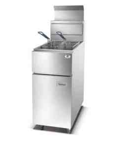 HGF 778 475x475h - Nadstar Deep Fryer Gas With Stand 1side 25liter Hgf778