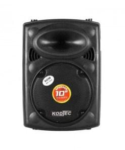 "KT 110 350x350 1 - Kodtec Rechargeable Speaker 10"" Bluetooth USB FM KT-110"