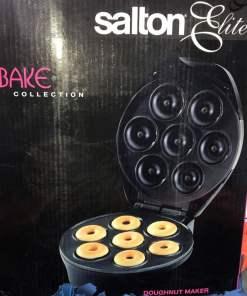 PSX 20200520 132445 - Salton Elite Mini Donuts Maker Makes 7 Donuts At A Time