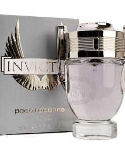 Paco Rabanne Invictus Mens Perfume Cologne Fragrance Eau De Toilette Parfum 50ml 00 - INVICTUS MAN 50ML - PERFUME