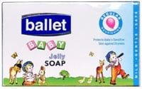 SA02 1 - Ballet Baby Jelly Soap REGULAR - 100g X 6