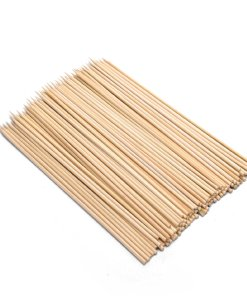 bamboo skewers - BBQ Bamboo Skewers 20cm