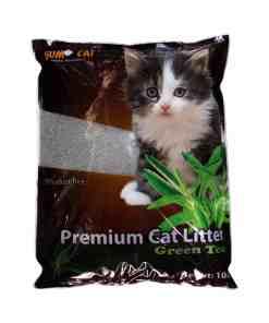 c7855e9f650b8e56272edd6cf58bb4d3 - SUMO CAT PREMIUM CAT LITTER GREEN TEA 10L