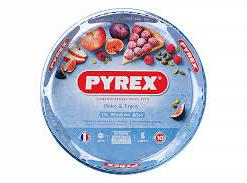 download 5 6 - PYREX FLAN DISH 27CM BAKE & ENJOY 813B000/6146