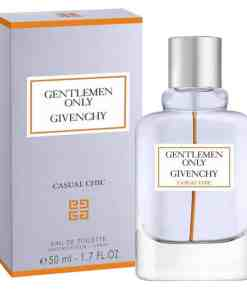 givenchy gentlemen only casual chic 50ml - GENTLEMEN ONLY CASUAL CHIC 50ML