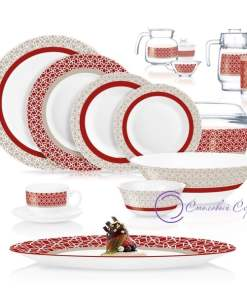 p2821 1 - Luminarc Essence Erela 73Pc Dinner Set