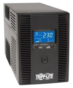 smx1500lcdt front l 1 - TRIPPLITE SMX1500VA LCDT SMART PRO 230V 900W LINE INTERCATIVE UPS LCD USB 8 OUTLETS