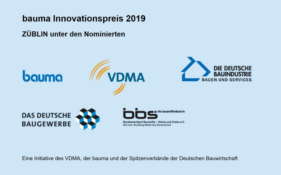 ZÜBLIN nominiert für bauma Innovationspreis 2019: ZÜBLIN Timber