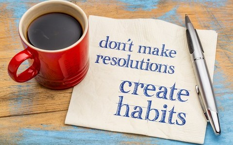 Create Writing Habits