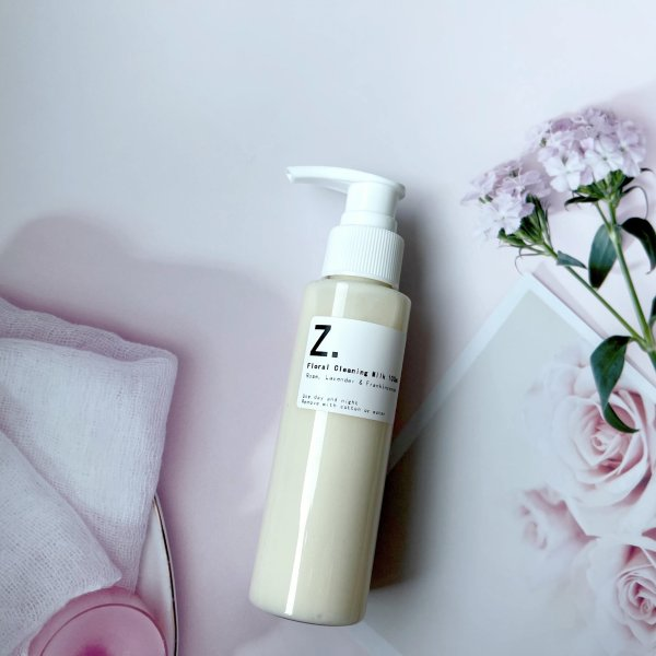 Floral Cleaning Milk 天然香薰洗面奶