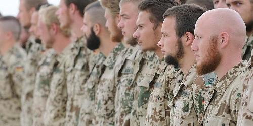 Militärischer Abschirmdienst warnt: Islamisten zur Ausbildung in der Bundeswehr