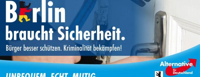 Berlin-Wahl am Sonntag live bei ZUERST! – Umfragen sehen AfD bei 15 Prozent – Umfragewerte aller Institute