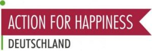 Logo Action for Happiness Deutschland