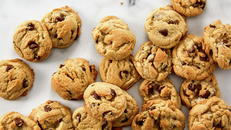 Soft and Chewy Chocolate Chip Cookies Recipe with ZUGA™