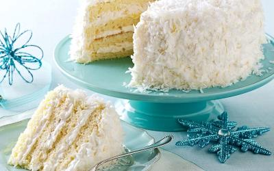 ZUGA Erythritol Exclusive Pineapple Coconut Cake Recipe