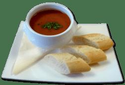 kom soep bij buren brengen