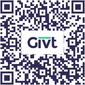 QR-code voor de GiVT app