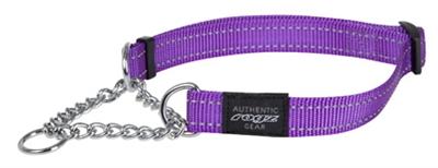 Rogz for dogs fanbelt choker paars