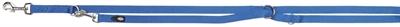 Trixie hondenriem premium verstelbaar nylon royal blauw