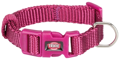 Trixie halsband hond premium orchidee paars