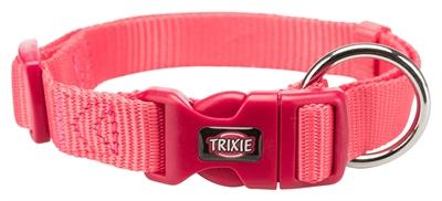 Trixie premium halsband hond koraal oranje